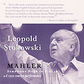 Stokowski -Fabled Concert Performance -Mahler: Symphony no 8