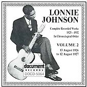 Lonnie Johnson: Complete Recorded Works (1925-1932), Vol. 2: 1926-1927