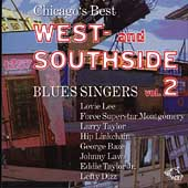 Various Artists: Chicago's Best West- & South Side Blues Singers, Vol. 2