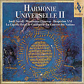 Harmonie Universelle Vol 2 - Jordi Savall, La Capella Reial