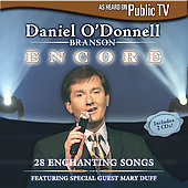 Daniel O'Donnell (Irish): Branson Encore