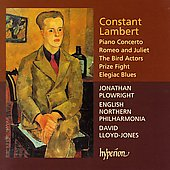 Lambert: Piano Concerto, etc / Lloyd-Jones, Plowright, et al