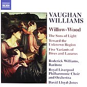 Vaughan Williams: Willow-Wood, etc / Lloyd-Jones, et al