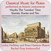 Classical Music for Flutes - Haydn, et al / Holliday, et al