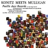 Gerry Mulligan/Lee Konitz: Konitz Meets Mulligan