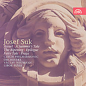 Suk: Works for Orchestra / Neumann, Pesek, Czech PO