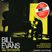 Bill Evans (Piano): Brandeis Jazz Festival [Remaster]