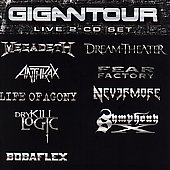 Various Artists: Gigantour [Clean Version] [Edited]