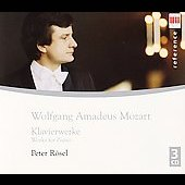 Mozart: Piano Works / Peter Rösel