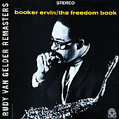 Booker Ervin: The  Freedom Book [Remaster]