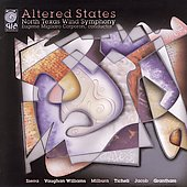 Altered States - Sierra, etc / Corporon, North Texas Wind