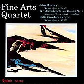 Downey, Johnston, Crawford-Seeger / Fine Arts Quartet