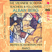SCENE The Viennese School - Teacher & Followers Vol 3 - Berg