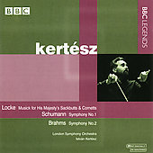 Locke, Schumann, Brahms / Kertesz, London SO