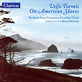 On American Shores - Tormis: Works for Chorus / Browne
