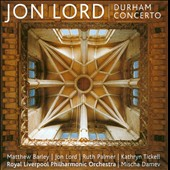 Lord: Durham Concerto / Damev, Lord, et al