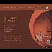 Brilliant Opera Collection - Beethoven: Fidelio / Dohn&aacute;nyi, Schnaut, Protschka