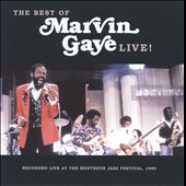 Marvin Gaye: Live in Montreux