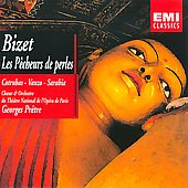 Georges Bizet: Les P&ecirc;cheurs de perles