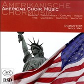American Choir Music [Hybrid SACD]