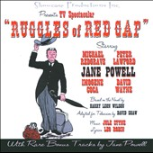 Ruggles of Red Gap Pit Orchestra: Ruggles of Red Gap [Television Soundtrack] *
