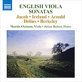 English Viola Sonatas