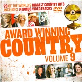 Various Artists: Award Winning Country, Vol. 9