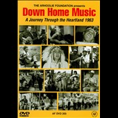 Various Artists: Down Home Music: A Journey Through the Heartland 1963