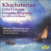 Khachaturian: Cello Concertos / Tarasova, cello