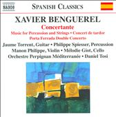 Benguerel - Concertante, Music For Percussion And Strings, Porta Ferrada