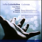Sofia Gubaidulina: Kadenza / Inaki Alberdi, Asier Polo