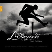 L'Olympiade: The Opera - A pastiche with music by Caldara, Cherubini, Cimarosa, Galuppi, Hasse, Leo, Pergolesi et al.