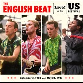 The English Beat: Live! at the US Festival: September 3, 1982 & May 28, 1983