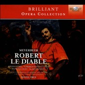Meyerbeer: Robert le Diable / Bryan Hymel; Carmen Giannattasio; Patrizia Ciofi; Alastair Miles