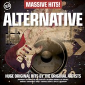 Various Artists: Massive Hits! Alternative [Box]