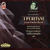 Bellini: I Puritani / Serafin, Sutherland, Teatro Massimo