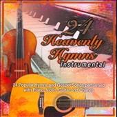 Various Artists: 24 Heavenly Hymns Instrumental