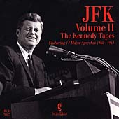 John F. Kennedy (President): The Kennedy Tapes, Vol. 2