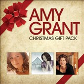 Amy Grant: Christmas Gift Pack [3 CD] [Box]