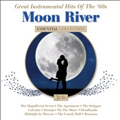 Various Artists: Moon River: Great Instrumental Hits of the '60s [Box]