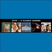 Styx: Five Classic Albums [Box]