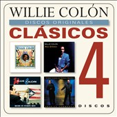 Willie Colón: Clasicos [Box]
