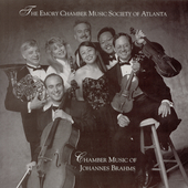 Brahms: Chamber Music / Emory Chamber Music Society