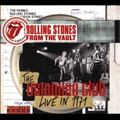 The Rolling Stones: From the Vault: The Marquee Club Live in 1971 [CD/DVD] [Digipak]