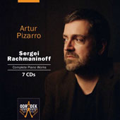 Rachmaninov: Complete Piano Works / Artur Pizarro, piano [7 CDs]