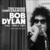 Bob Dylan: Press Conferences [Slipcase]
