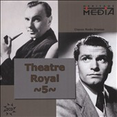 Michael Redgrave/Orson Welles/Laurence Olivier (Actor)/Trevor Howard: Theater Royal: Classic Russian Dramas, Vol. 5