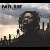 Mr. Lif: Don't Look Down [Digipak] *