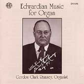 Edwardian Music for Organ - Bridge, Parry, et al / Ramsey