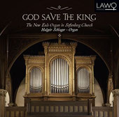 Organ Works of Hesse, Kohler, Stehle, Kuhmstedt, Pfretzschner, and De Lang Jr. - 'God Save the King: The New Eule Organ in Sofienberg Church' / Halgeir Schiager, Organ